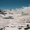 Looking Back From Renjo La Pass - Nepal Sagarmatha - Everest Region