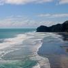Lookout From Lion Rock @ Piha NZ