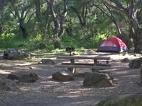 Los Padres Los Prietos Campground