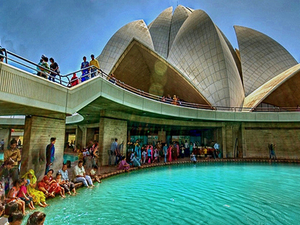 Delhi - Agra - Jaipur and Khajuraho Package Photos
