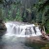 Lower Lewis River Falls - Washington