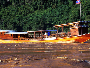 Luang Say Mekong Cruise Photos
