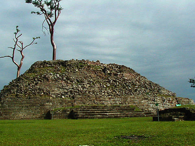 Lubaantun - Toledo District - Belize