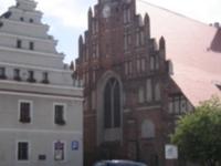 Lubsko's Renaissance Town Hall