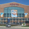 Lucas Oil Stadium Front