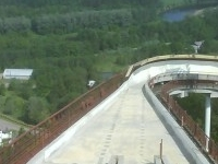 Sigulda Luge and Bobsleigh Track