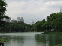 Lumphini Park