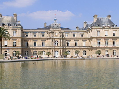 Luxembourg Garden Pool