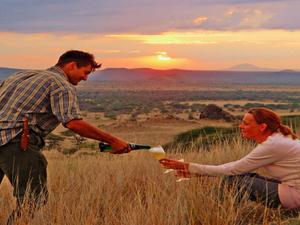 10 Days High End Luxury Kenya Honeymoon Safari Photos