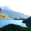 Lac Bleu D Ilheou