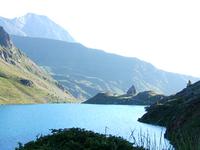Lac Bleu d'Ilhéou