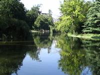 Lac de Saint Mandé