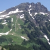 Lady Peak As Seen From The Cheam Peak
