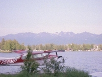Lake Hood Seaplane Base