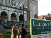 Lambert Hall
