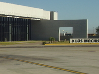 Valle del Fuerte's Federal Airport