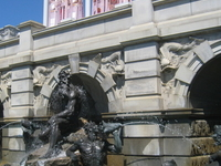 The Court of Neptune Fountain