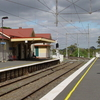 Royal Park Railway Station Melbourne