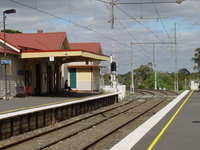 Royal Park Railway Station