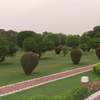 Lotus Temple Garden