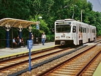 Lutherville Station