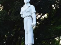 Ly Tu Trong Statue