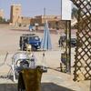 Tourist Café And Shop In M'Hamid