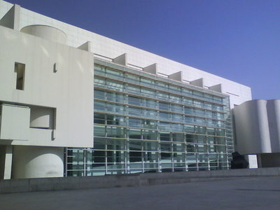 Barcelona Museum Of Contemporary Art