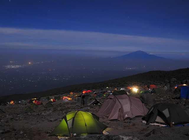 Kilimanjaro Climb - Machame Route Photos