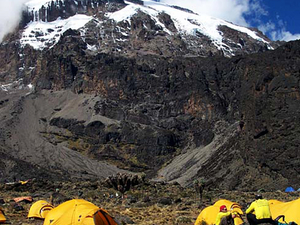 Machame Route - Mount Kilimanjaro Climbing Photos