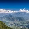 Machapuchare & Annapurna
