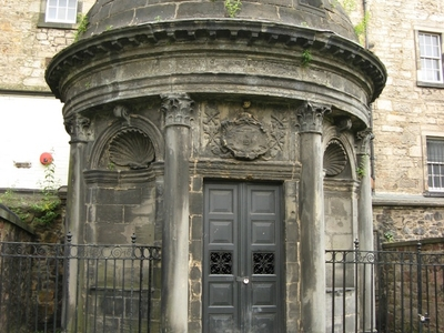 Tomb Of Sir George Mackenzie