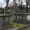 Graveyard In The Abandoned Protestant Church