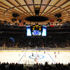 Hockey Game In Madison Square Garden