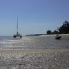 Mahajanga - Beach - Boats & Low Tide