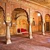 Maharajah Room In Orchha
