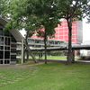 Main Library Of The Ciudad Universitaria De Caracas