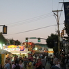 Main Street During The Ephrata Fair