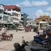 Main Street Myawaddy
