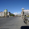 Mainstreet In Lhasa