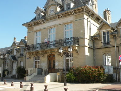 Cergy Town Hall