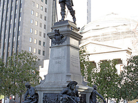 Maisonneuve Monument