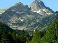 Rila Mountain Range