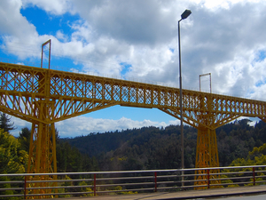 Malleco viaductos