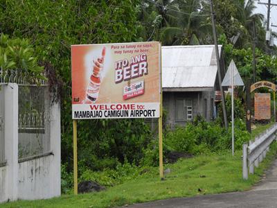 Mambajao Airport