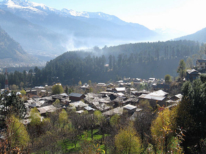 Manali Kullu Holiday Packages