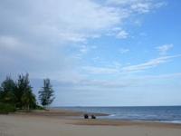 Manggar Segara Sari Beach