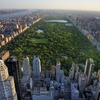 Manhattan Central Park - Aerial View