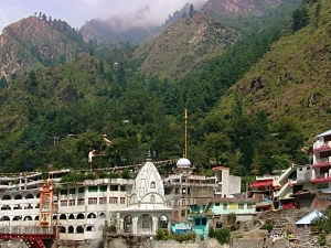 Manikaran Hot Springs