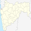 Map Of Maharashtra Showing Location Of Mira Bhayander